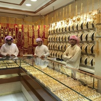 News, Shelby, Dubai gold market, January 2015