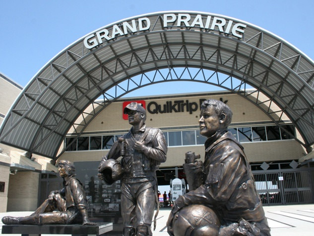 QuikTrip Park in Grand Prairie