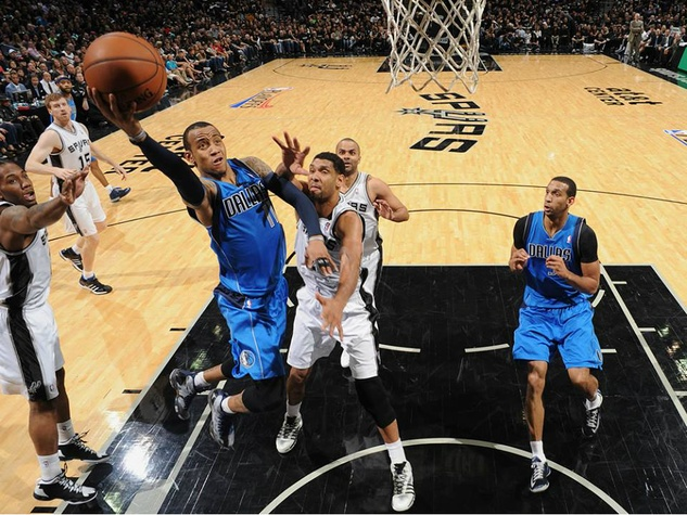 Monta Ellis of the Dallas Mavericks