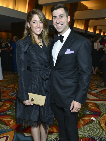 7 Anat and Jay Zeidman at the Memorial Hermann Gala April 2014