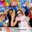 Design District Market, Longhorn Photobooth