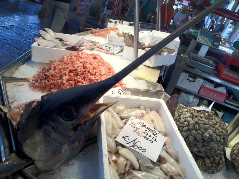 Slideshow true italian fare to austin chef jason dodge for Cherry street fish market