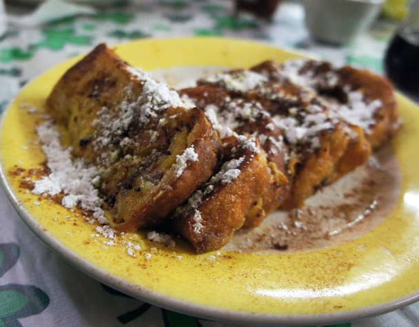 Lankford Grocery, French toast