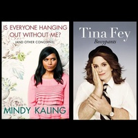 Austin Photo Set: News_Erica Lies_female comedian memoirs_jan 2012_mindy kaling_tina fey_jane lynch