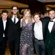 Director Phil Lord, Director Kane Sedes, Actress Hannah Barlow, Actor Pierce Cravens and Actor and Producer John Criss
