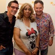 Scotty Branks, Aretha Franklin, Stephen Pyles, Aretha Franklin concert