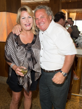 Astros Wives underwriter dinner, June 2012, Janis Roberts, David Roberts