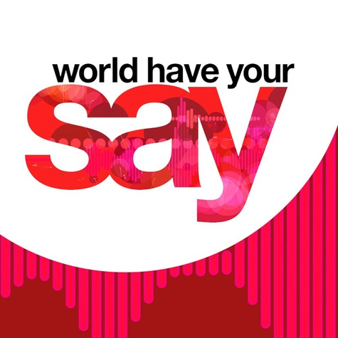 BBC World Have Your Say live broadcast from KUT