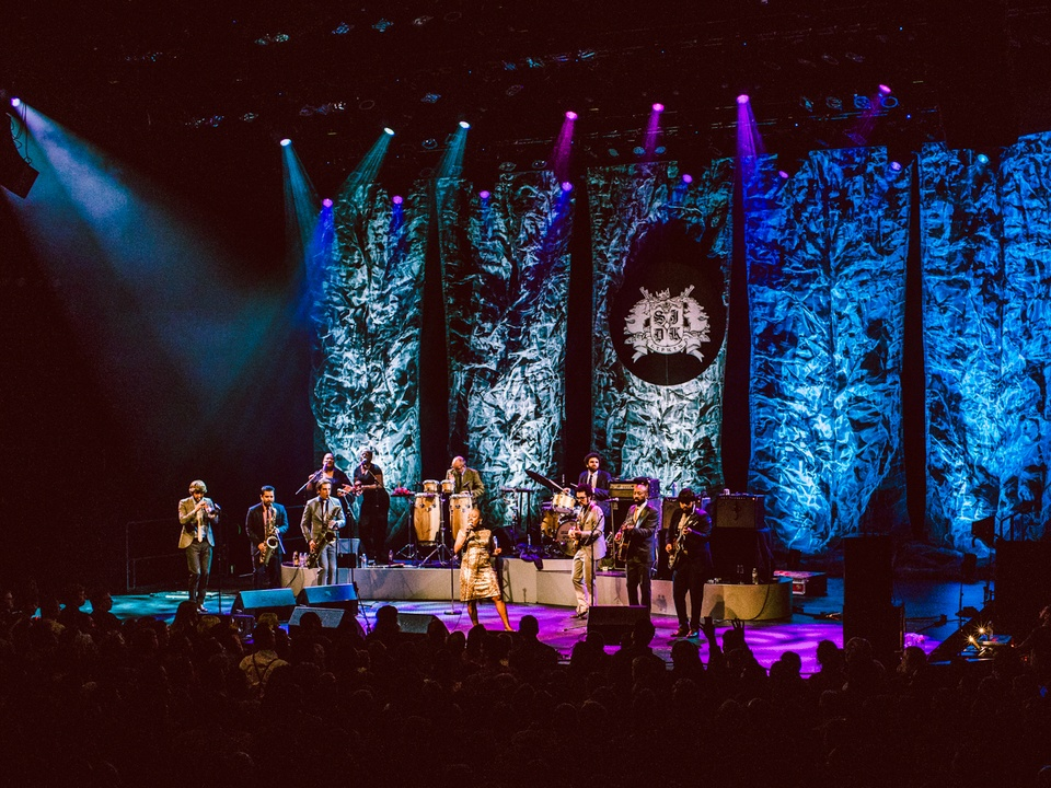 Sharon Jones and the Dap Kings at ACL Live 7