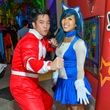 10 Johnny Lee and Loanvy Nguyen at the Children's Museum Freak Out Friday June 2014