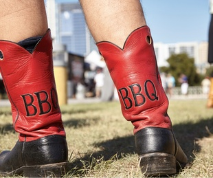TMBBQ Boots