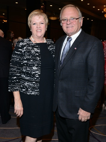 Jan Pruitt, Charles Pruitt, Legacy Award Dinner