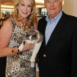 News_Honorees Hershey Grace_John Moritz_with Snickers the Cat
