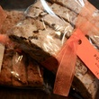 Pondicheri chocolate coffee almond biscotti