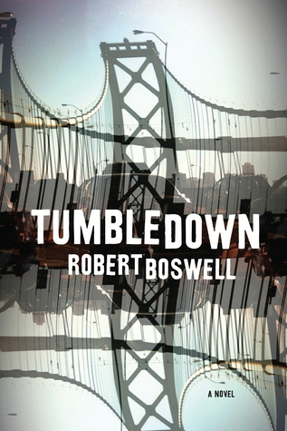 Tumbledown book jacket by Robert Boswell, Inprint