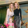 Lori Sarofim, from left, Lily Krohn Skade and Susan Sarofim at the Houston Symphony Children's Fashion Show & Luncheon March 2015