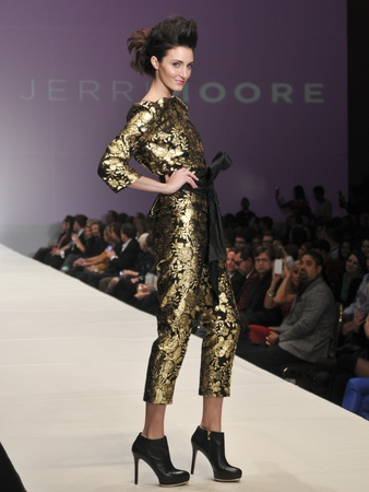 010, Fashion Houston, November 2012, Jerri Moore