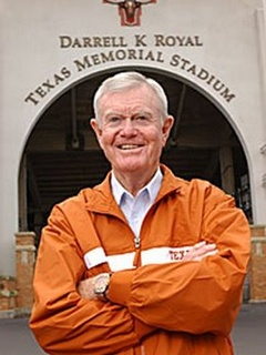 Austin Photo: Kevin_Darrell Royal dies_November 2012_Royal Memorial