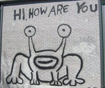 Jeremiah the Innocent Hi How Are You Daniel Johnston