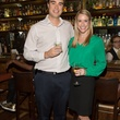 3 Bryce and Elysia McEwen at the Hublot dinner party at Tony's October 2013
