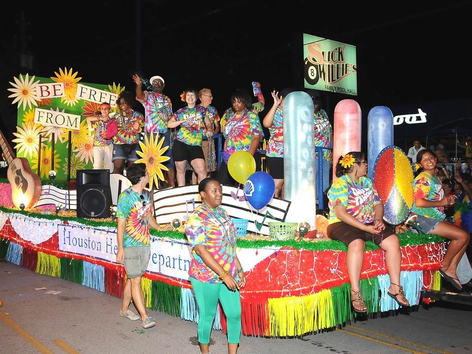 Houston Gay Pride Parade - Wikipedia