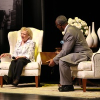 Betty White, Brilliant Lecture Series, September 2012