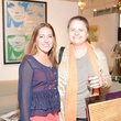 7 Brooke Candelaria, left, and Valerie March at the Houston Antique + Art + Design Show September 2014