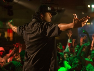 O'Shea Jackson Jr. in Straight Outta Compton