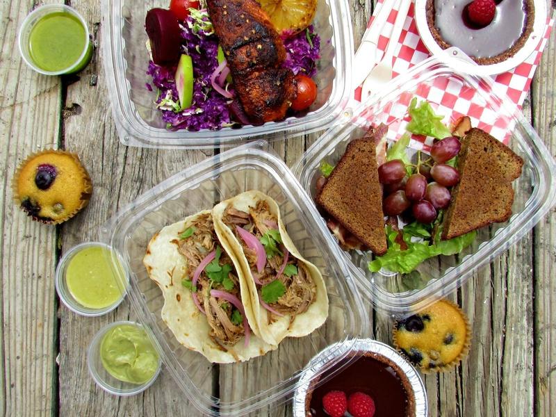 Picnik Austin Food Truck