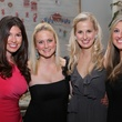 12 CancerForward Houston Gala May 2013 Kristin Kaminsky, Kaylen Meserve, Meg Kamins, Allison Sample