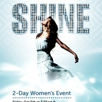 """Designed to Shine"" Two-Day Women's Event benefiting Victoria Osteen's Child Literacy Program"