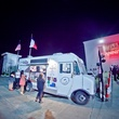225 Food truck at the Patient Financial Services 10th anniversary party April 2015