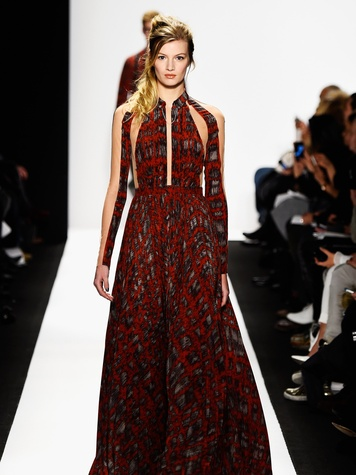 463515508 Clifford New York Fashion Week Fall 2015 February 2015 Carmen Marc Valvo