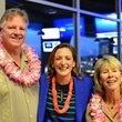 News, Literacy Advance Reader Cup, Larry Dierker, Melanie Fisk, Judy Dierker, Feb. 2014