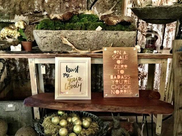 Badass Duo Debuts Pinterest Worthy Shop At Dallas Farmers Market