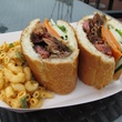 Ruthie, where to eat right now, April 2013, Musubi, BanhMi, sandwich, mac and cheese