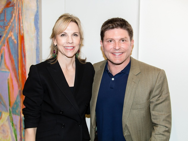 Joyce Goss, Kenny Goss, Dallas Art Fair Preview Gala
