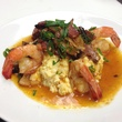 The Heights General Store shrimp and gritz grits HRW July 2014