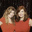Shannon Nickel, left, and Susan Blease at the Go Red For Women luncheon May 2014