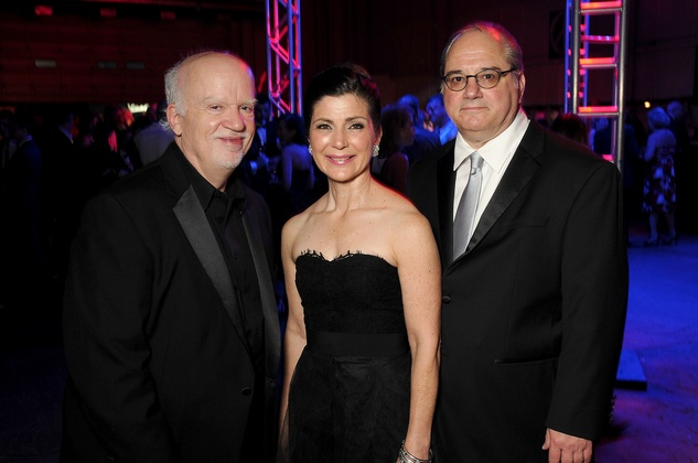 Alley Gala 4/2016, Gregory Boyd, Cynthia Petrello, Tony Petrello