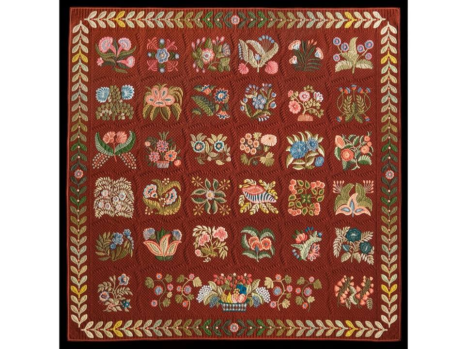 02 Zeruah's Legacy International Quilt Festival winners October 2014